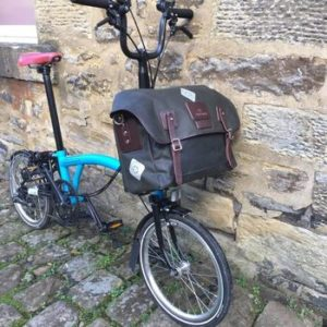 Carradice Stockport para Brompton