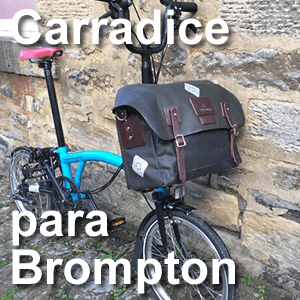 Carradice Stockport para Brompton.